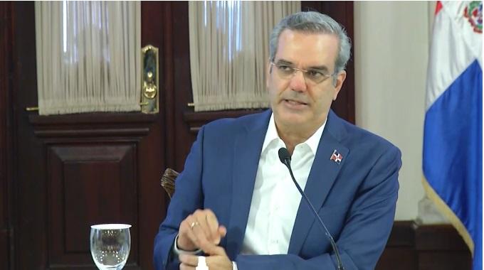 Presidente Luis Abinader encabeza Pacto por el Agua (2021-2036)