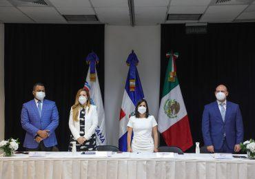 Inicia la misión comercial entre RD y México