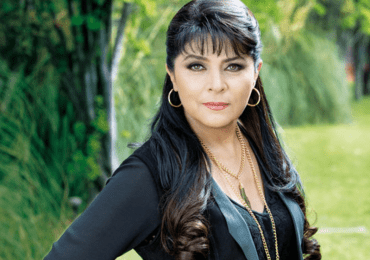 Victoria Ruffo prepara su regreso triunfal a las telenovelas