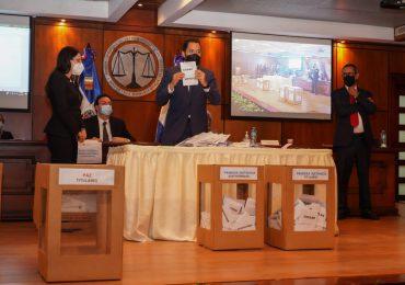 Jueces eligen a los nuevos integrantes del Consejo del Poder Judicial