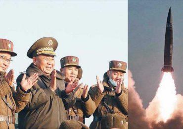 "Tras lanzar misiles, Corea del Norte acusa a Biden de ""provocación"""