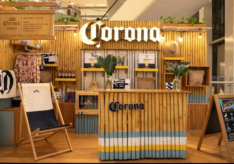 """Cerveza Corona vuelve con su mercado """"pop up"""" de artículos eco amigables"""