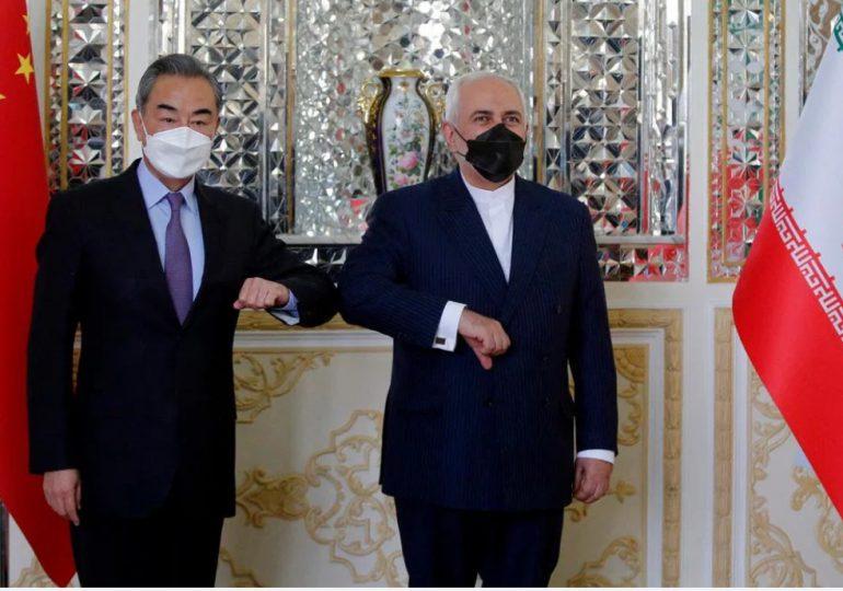 Irán y China firman este sábado en Teherán acuerdo de cooperación