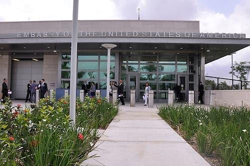 Embajada de Estados Unidos en RD reanuda servicios en Unidad de Visas de manera limitada
