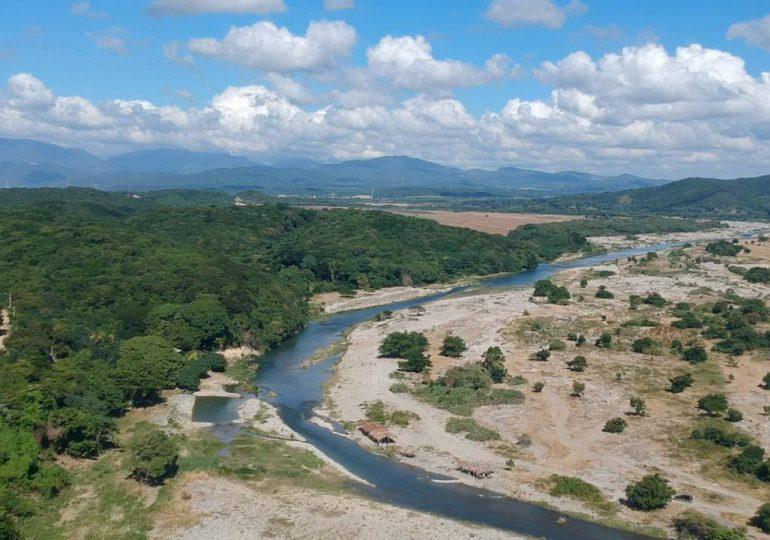 Ministro de Medio Ambiente informa intervendrá río Nizao