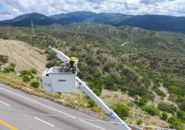 Mantenimiento al servicio de energía eléctrica provocará apagones en algunas provincias