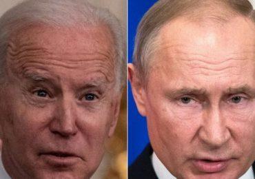 """Putin se burla de Biden, que lo tachó de """"asesino"""", y promete defender los intereses de Rusia"""
