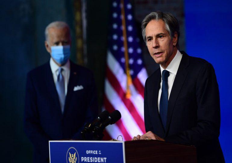 EEUU insta a liberar a figuras del exgobierno interino de Bolivia