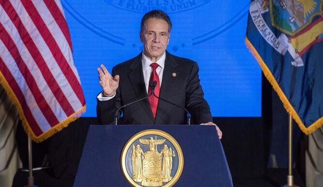 Designan abogados para investigar acusaciones contra el gobernador de Nueva York