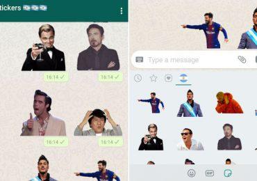 Así puedes hacer tus propios stickers animados para WhatsApp