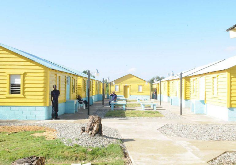 Sistema Nacional Penitenciario inicia vacunación en Haras Nacionales