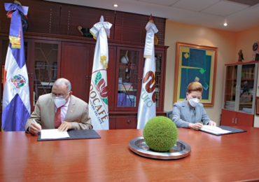Sur Futuro e Indocafé firman convenio de alianza
