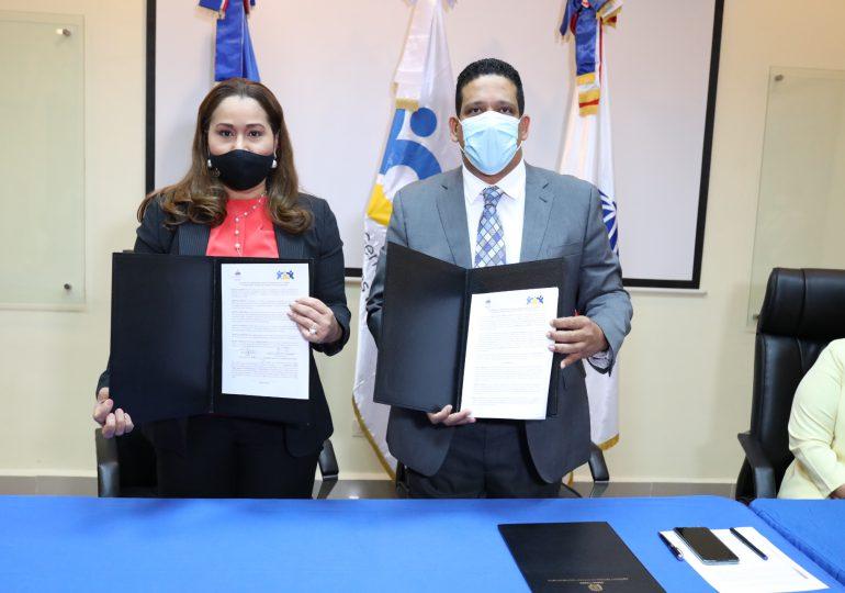 Firman convenio para impulsar participación de las mujeres en las compras públicas