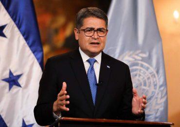 Presidente de Honduras rechaza condena por narcotráfico en EEUU contra su hermano