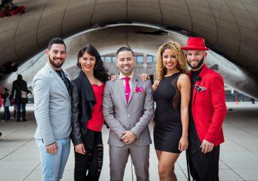 Pareja de bailarines más famosas del mundo serán los jueces del ADN Bachata World Festival Live