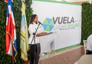 "Empresa de Transmisión Eléctrica lanza campaña ""vuela en un lugar seguro"""