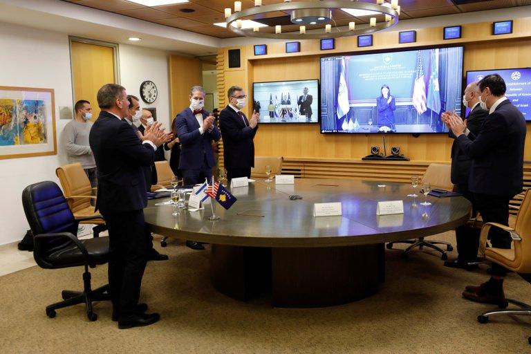 Kosovo abre oficialmente su embajada en Jerusalén
