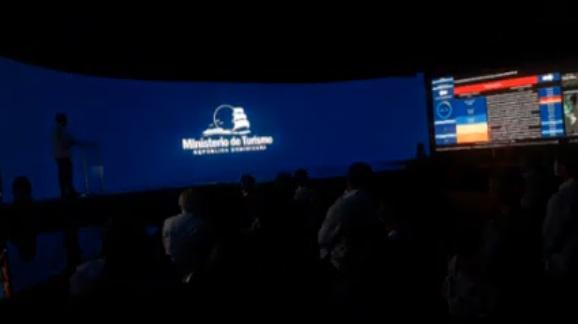VIDEO | Turismo lanzan plataforma digital que simplifica transmite y apuesta a la transparencia