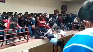 Cinco estudiantes mueren al caer del cuarto piso en universidad boliviana