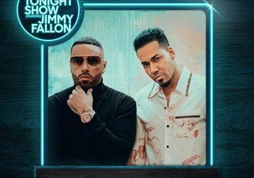 Romeo Santos y Nicky Jam se presentarán juntos en The Tonight Show Starring Jimmy Fallon