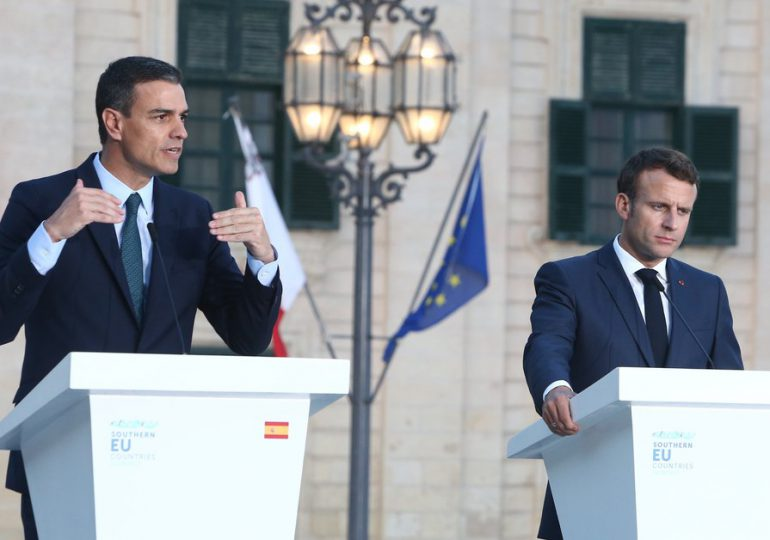 Firmarán convenio de binacionalidad en cumbre franco-española