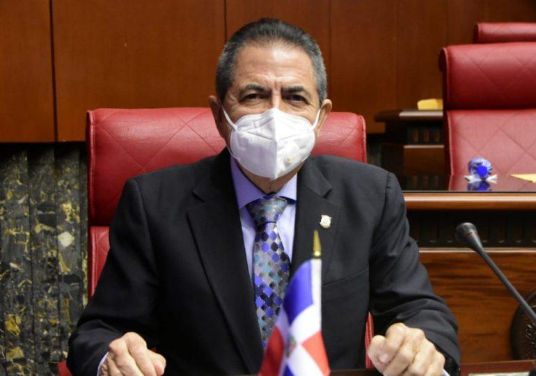 VIDEO | Senador Franjul exige al ministro de Medio Ambiente militarizar río Nizao