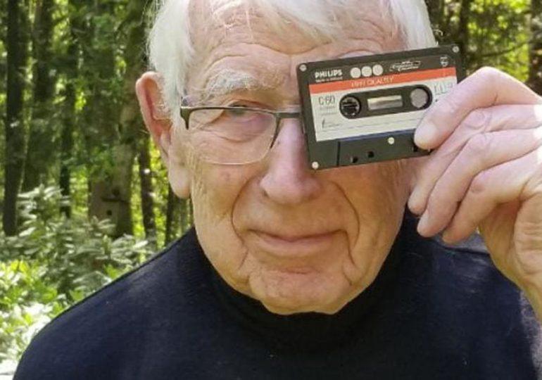 Fallece Lou Ottens, el creador del casete a los 94 años