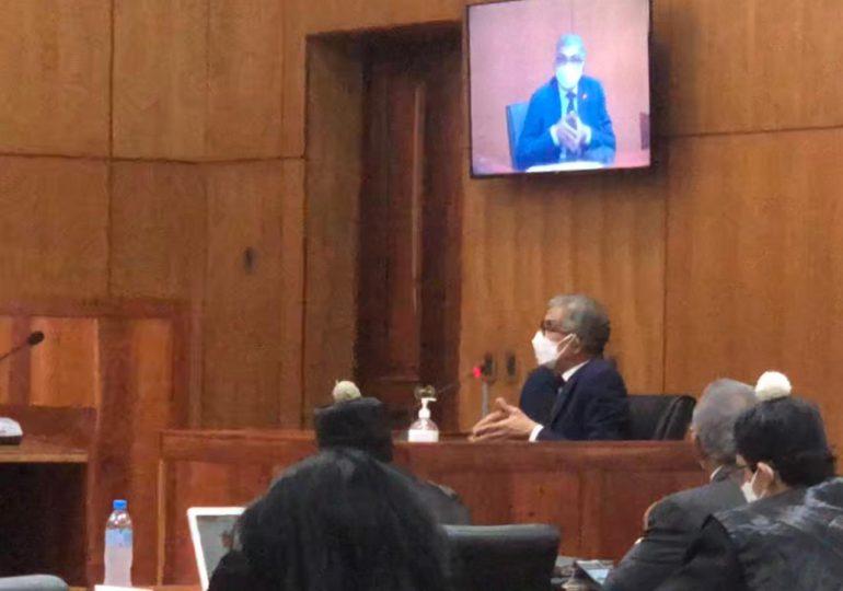 Caso Odebrecht   Defensa en  dicen perito contable carece de objetividad; presentan objeción