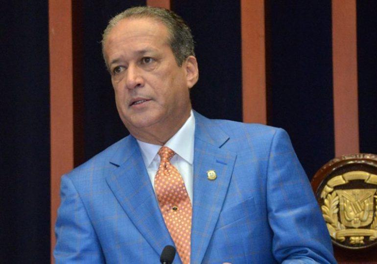 Reinaldo Pared exhorta a votar por Rubén Bichara como próximo secretario general del PLD