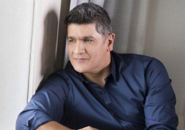 Eddy Herrera se encuentra afectado de la voz, estará bajo reposo por indicación médica
