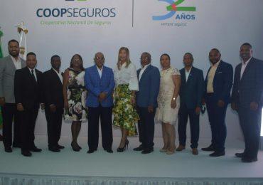 Coopseguros celebra 32 años de servicios en el mercado dominicano
