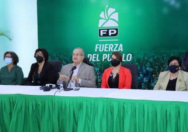 VIDEO | Fuerza del Pueblo pospone plenaria de cierre de su primer congreso para el 21 de marzo