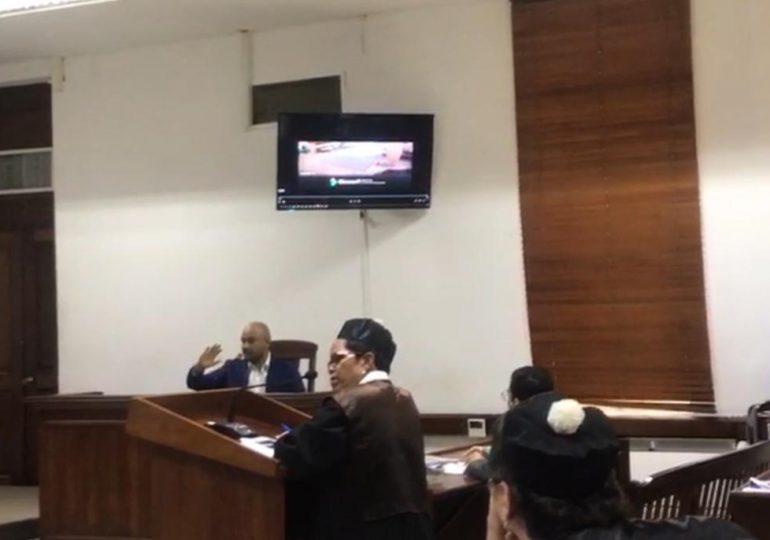 Perito de la defensa en caso Andreea , afirma video presentado por MP fue editado 17 veces