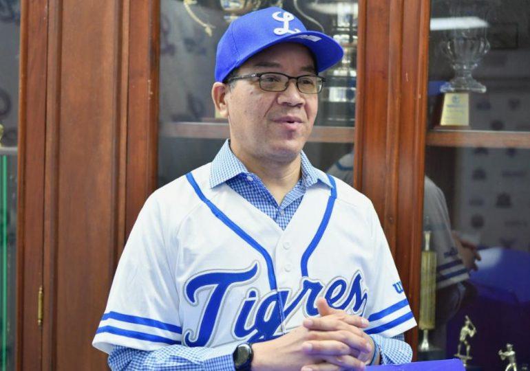 Licey designa a Carlos José Lugo, como Gerente General