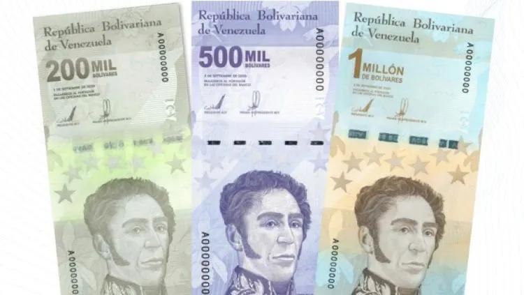 Venezuela lanza nuevos billetes en una economía en la que impera el dólar