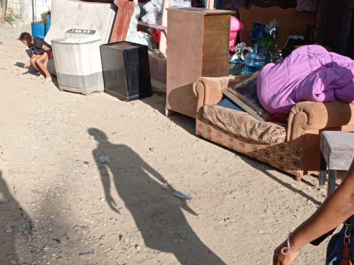 VIDEO   Comunitarios califican de injusto el desalojo de moradores del sector Los Patos, en Los Alcarrizos