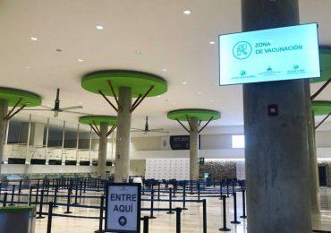 Anuncian instalación de 20 estaciones de vacunación en Aeropuerto Internacional de Punta Cana