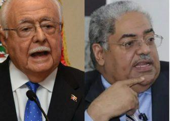 Reacción de Antonio Isa Conde y Chanel Rosa, tras elección del Comité Político del PLD