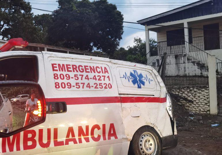 Fallece bombero mientras se trasladaba a atender emergencia en Jarabacoa