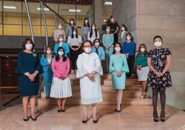 Miriam Germán Brito envía saludo por el Día de la Mujer