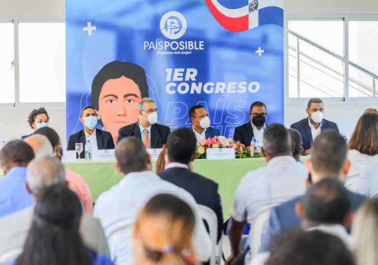 """País Posible propone María Trinidad Sánchez sea declarada """"Madre de la Patria"""""""