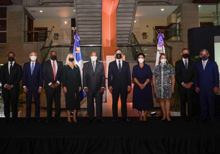 Poder Judicial reconoce trayectoria de jueces del TC a la judicatura dominicana