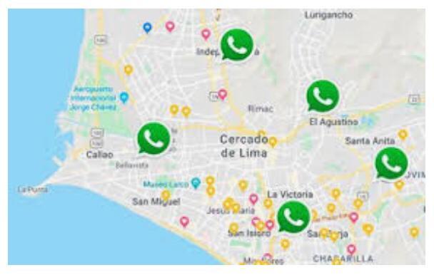 WhatsApp: cómo saber dónde está la otra persona sin que te mande su ubicación?