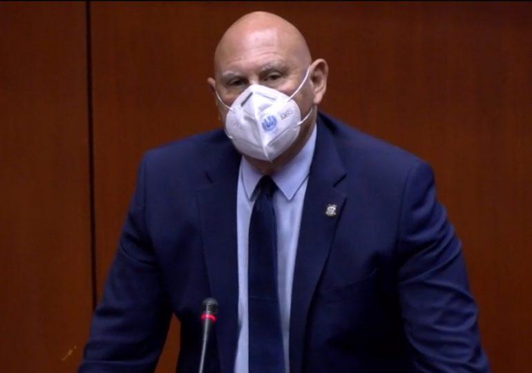 Pedro Catrain pide a senadores respaldar revisión contrato peaje sombra