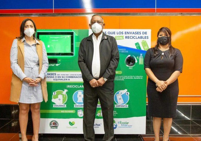 Usuarios del Metro serán recompensados por mejorar el medio ambiente