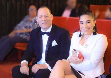 Franklin Mirabal y Dianabel formalizan solicitud de divorcio