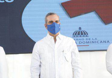Conoce la agenda presidencial de Luis Abinader de este martes