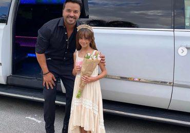 Luis Fonsi se tatúa mensaje dedicado por su hija