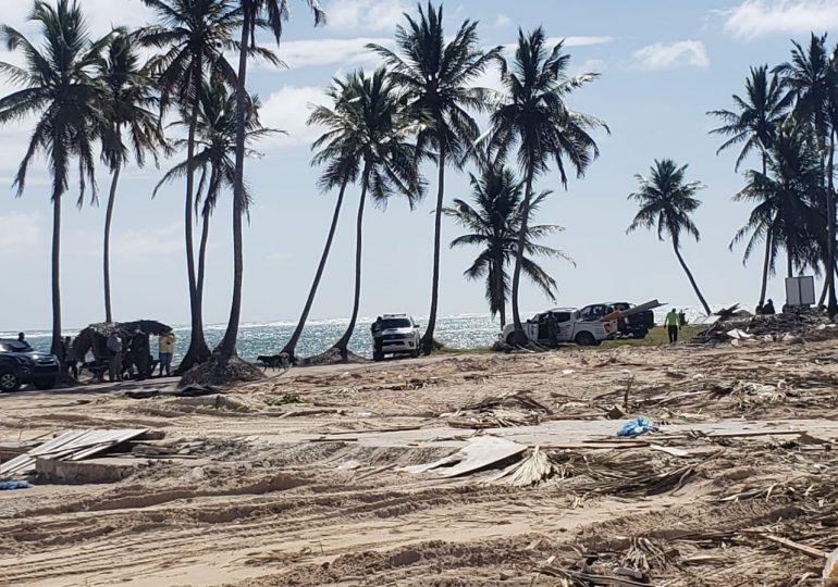 Eliminan construcciones ilegales en litoral