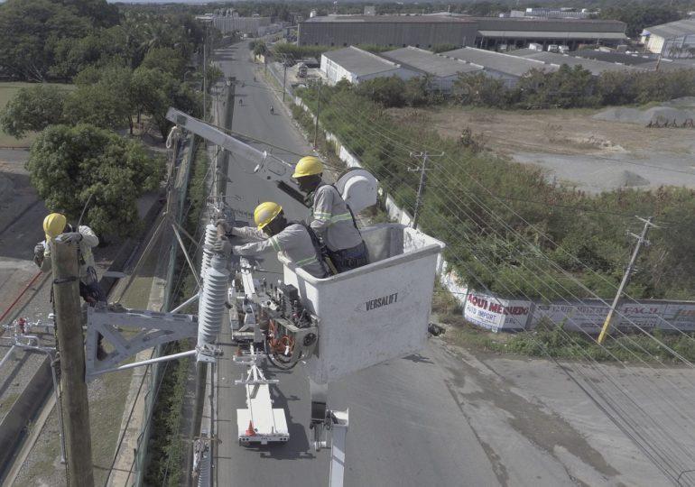 ETED interrumpirá servicio para el condicionamiento de infraestructuras de transmisión